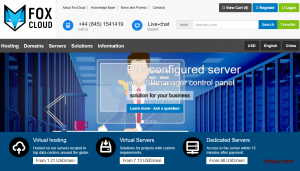 foxcloud:OpenStack云服务器4折优惠,高配大流量4机房可选,$2.8/月起-撸主机评测-国外VPS,国外服务器,国外主机,测评及优惠码