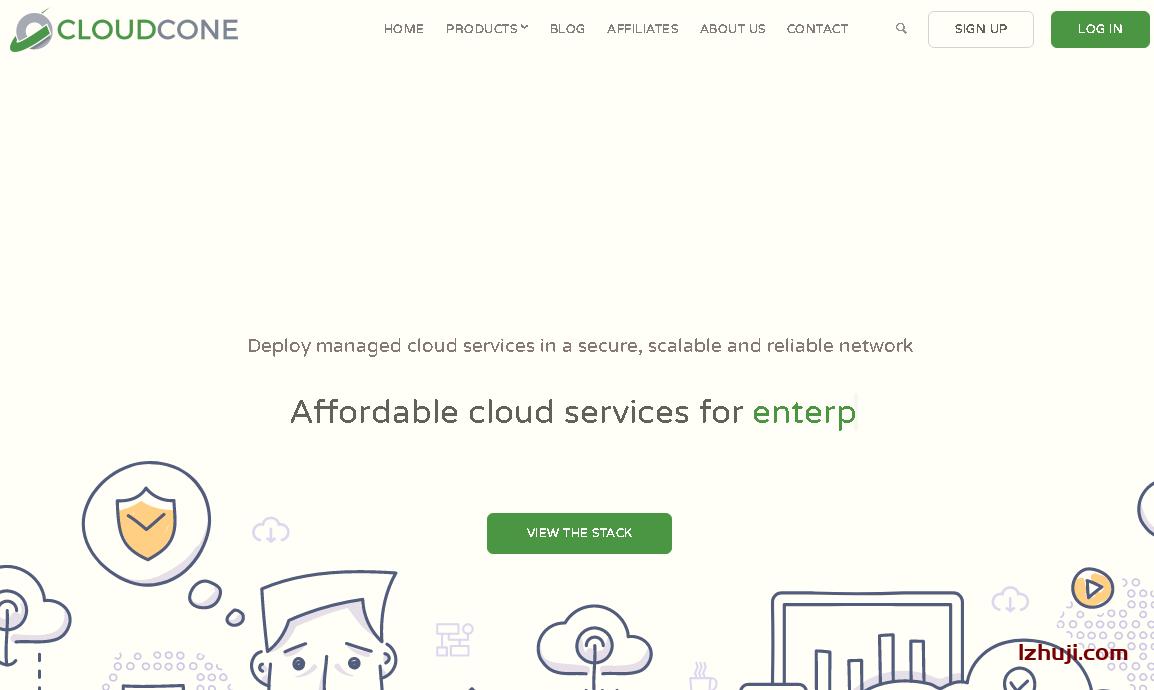 cloudcone:黑5预售,便宜大硬盘VPS,低至$14.2/年,洛杉矶MC机房-CDN-服务器-VPS优惠/促销/测评-撸主机评测