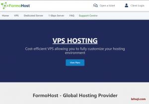 formohost:运作36个国家和地区的VPS和独立服务器分布于亚洲、美洲、欧洲、大洋洲-撸主机评测-国外VPS,国外服务器,国外主机,测评及优惠码