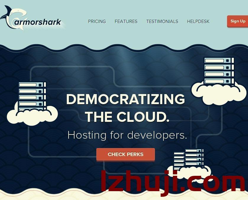 armorshark简单测评(cloudstack云/SSD)/Windows 2003-香港云服务器-高防服务器-不限内容服务器-免备案CDN-撸大师评测