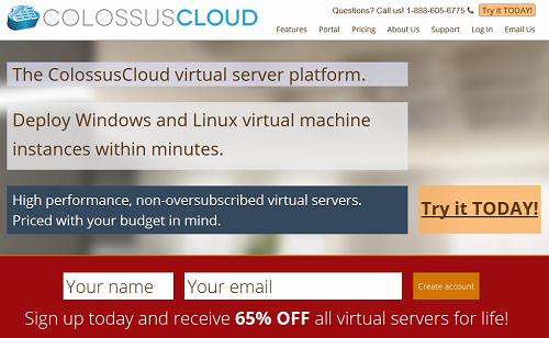 推荐:colossuscloud-3.5折VPS,包括专业XP/Windows7/8/2003/2008/2012远程VPS-撸主机评测-国外VPS,国外服务器,国外主机,测评及优惠码